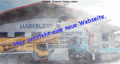 Preview of haberl-holzbau.de